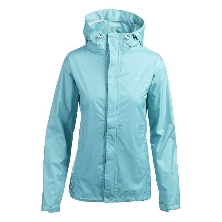 Women's Springbrook Hooded Jacket Turquoise