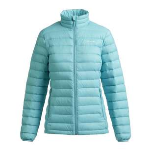 Women's Ascend 600 Down Jacket Turquoise