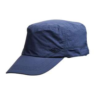 Stockton Unisex Cape Hat Navy