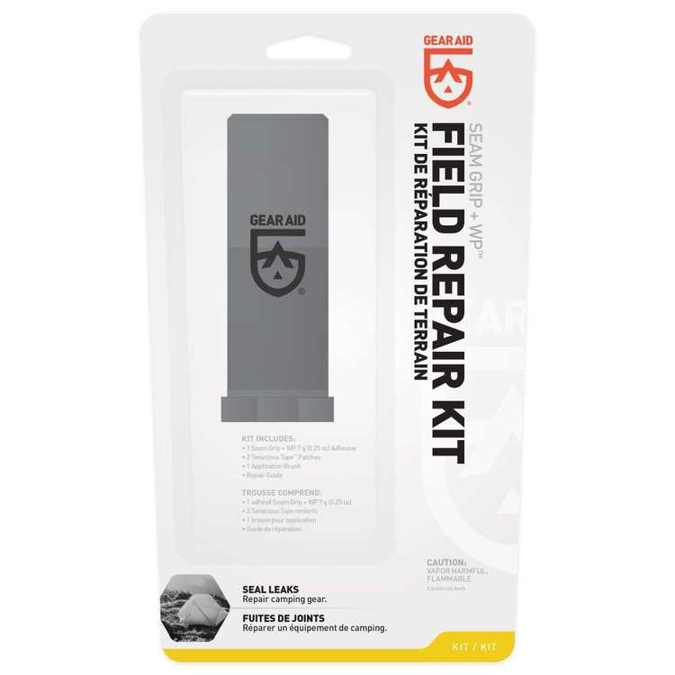 Gear Aid Seam Grip WP Field Repair Kit Clear