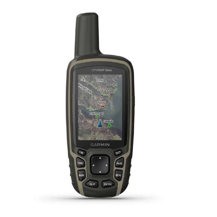 Garmin GPSMAP® 64sx Black