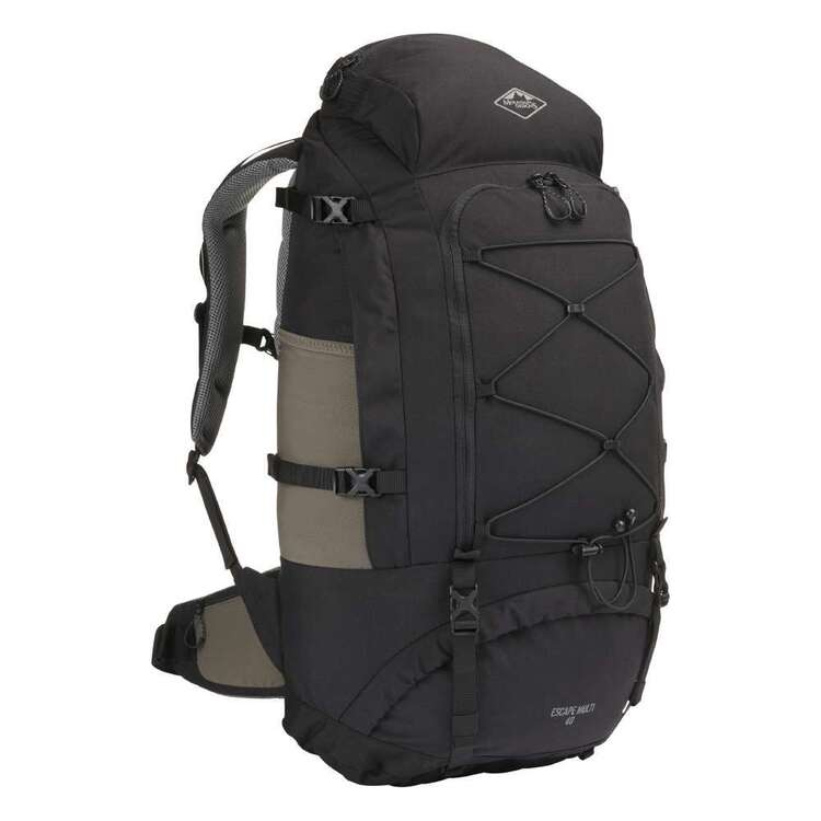 Escape Multi 40L Day Pack Black