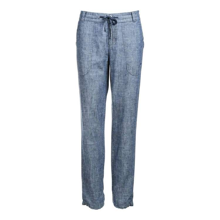 Women's Yalong Pant Denim Blue
