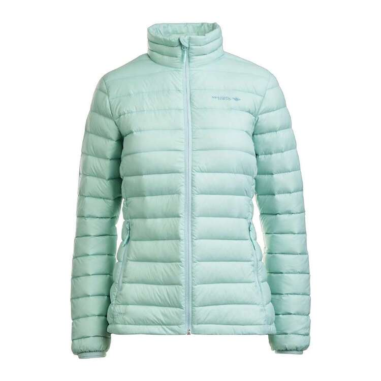 Women's Ascend 600 Duck Down Jacket Mint