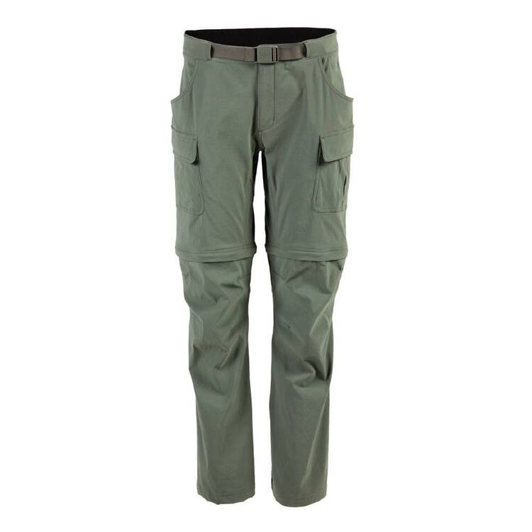 Women's Cooloola Convertible Pant Olive Green