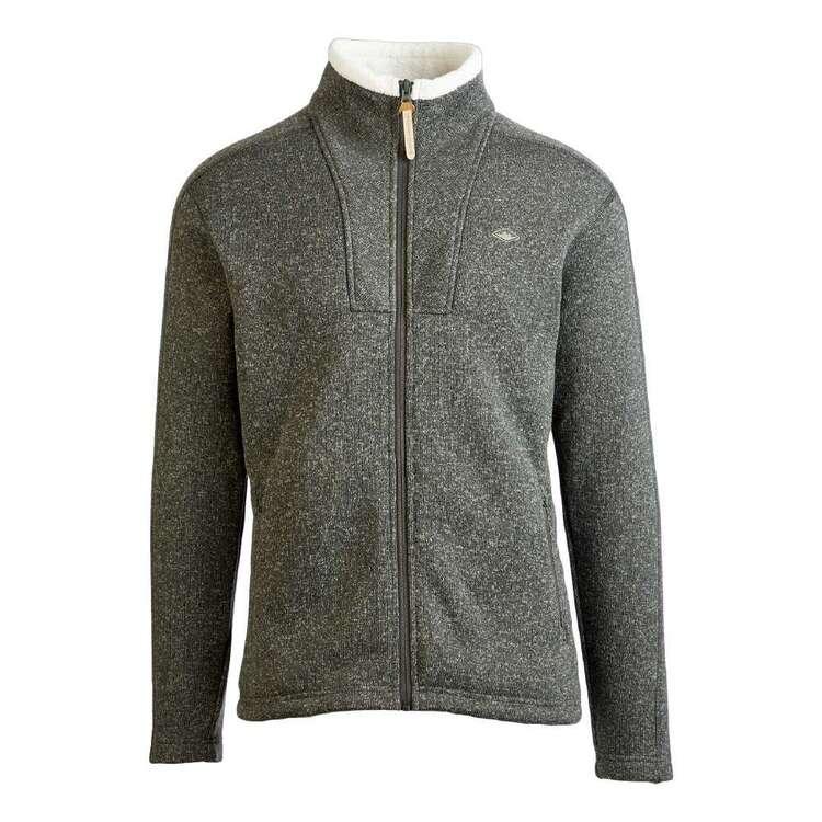 Men's Newhalen Full Zip Fleece Jacket