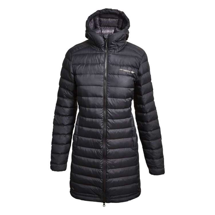 Women's Zephyr 750 Goose Down Hooded Longline Jacket
