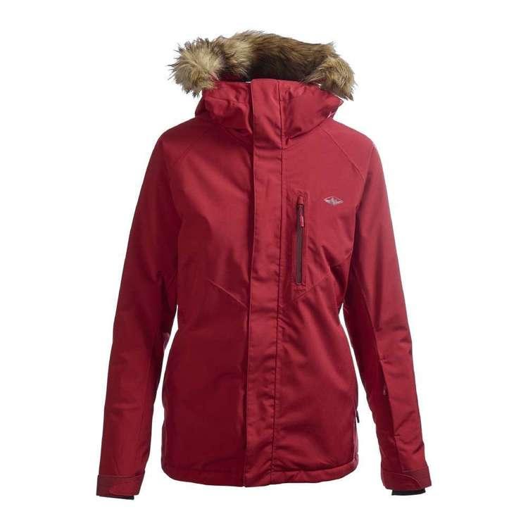 Women's Powder Insulated Snow Jacket