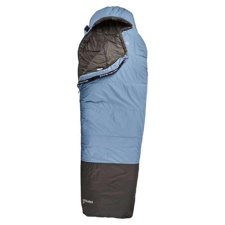 Overlander 100 Synthetic Sleeping Bag Left Zip