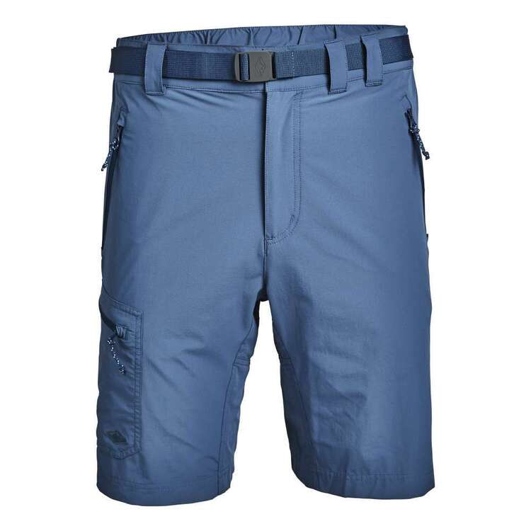 Mission Men's Multi Short Indigo