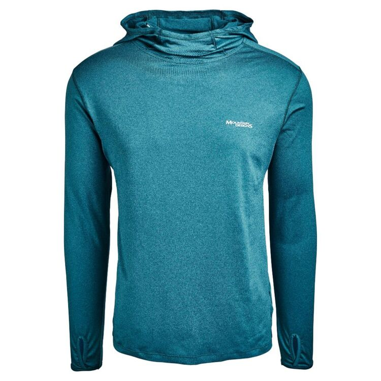 Men's Vapour Hooded Pullover