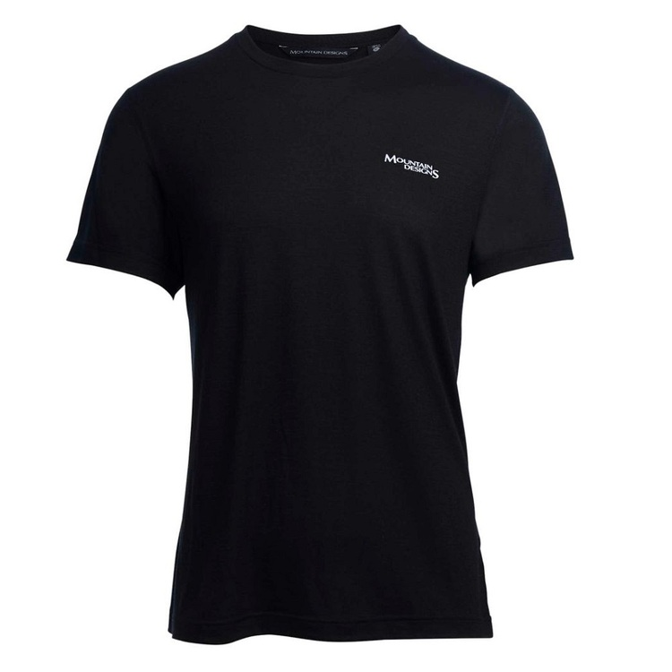 Men's Corespun Tee Black