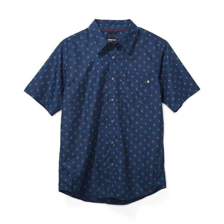 Marmot Men's Lykken Short Sleeve Shirt