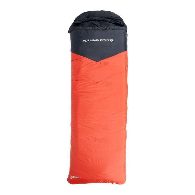 Wilderness 200 Synthetic Sleeping Bag