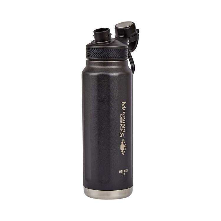 Hydro 900 Insulated Bottle Black 900 mL