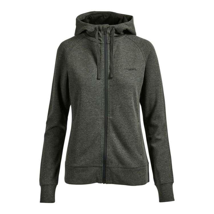 Women's Wollemia Full Zip Hooded Merino Jacket