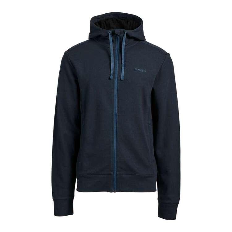 Men's Boronia Full Zip Hooded Merino Jacket