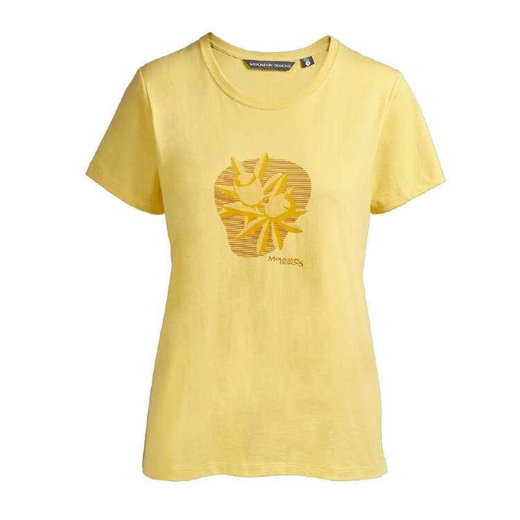 Women's Australus Tee Lemon