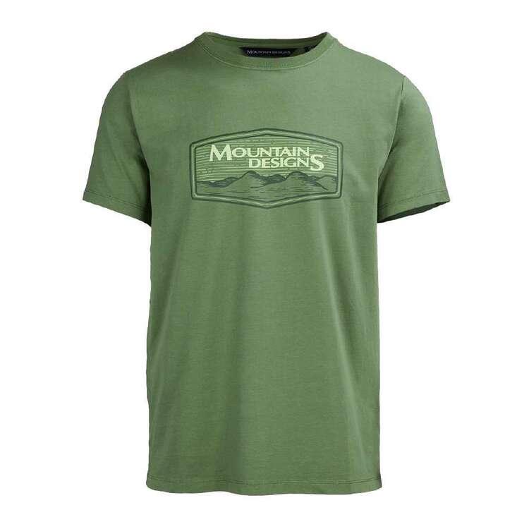 Men's Heritage Tee Green