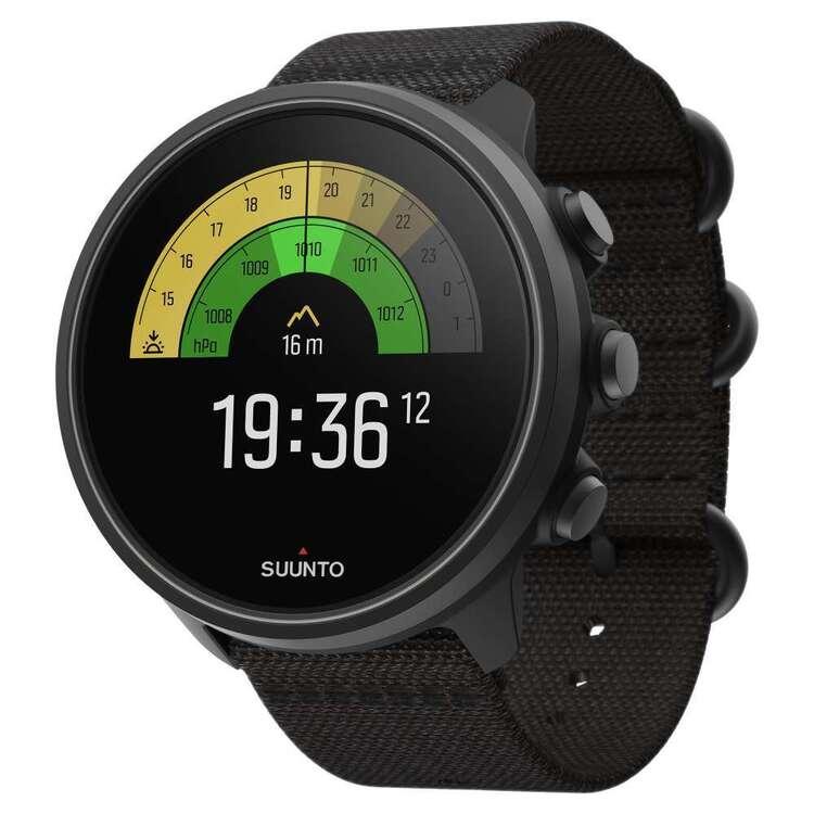 Suunto 9 Baro Titanium Watch