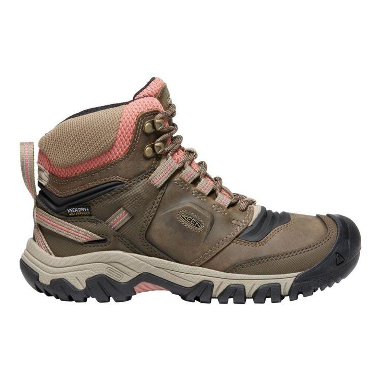 KEEN Women's Ridge Flex Waterproof Mid Boots