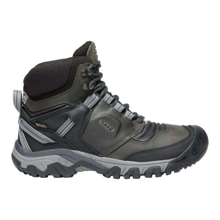KEEN Men's Ridge Flex Waterproof Mid Boots