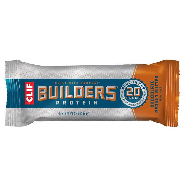 Clif Bar Builders® Protein Bar Chocolate Peanut Butter