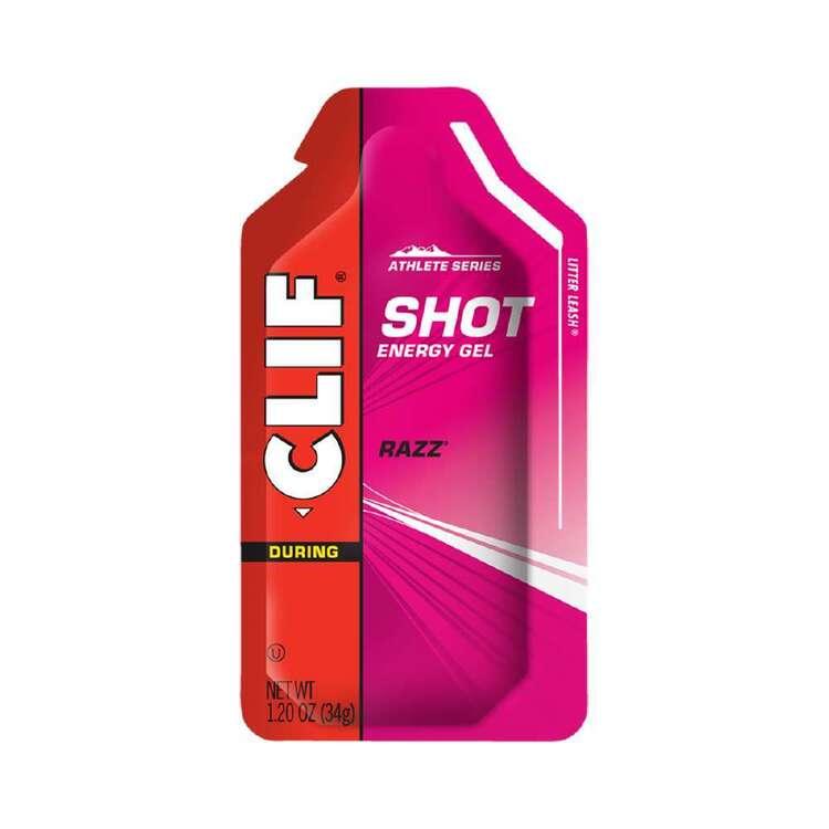 Clif SHOT Energy Gel Raspberry