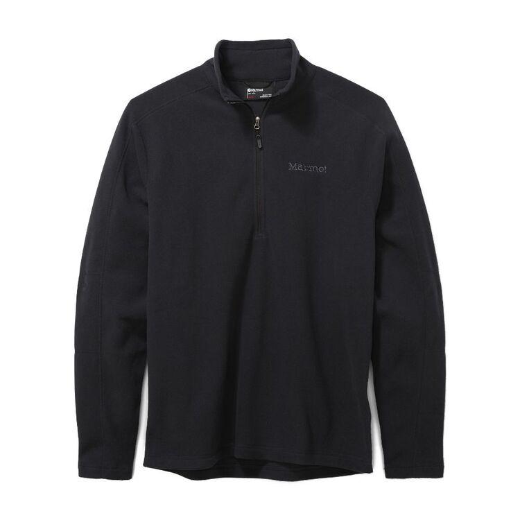 Marmot Men's Rocklin Half Zip Fleece Jacket