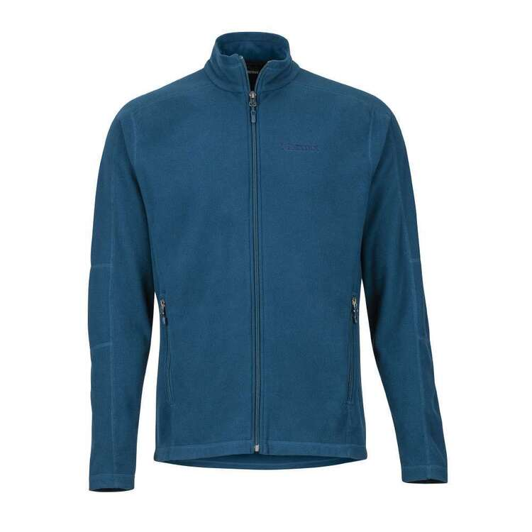 Marmot Men's Rocklin Full Zip Fleece Jacket