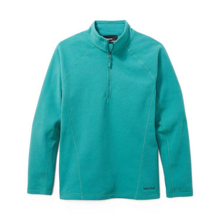 Marmot Women's Rocklin Half Zip Fleece Jacket