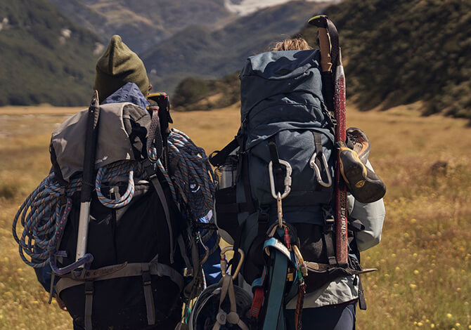 Choosing a Hiking Pack