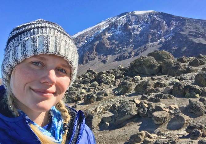 Conquering Kilimanjaro For Cystic Fibrosis - Part 1