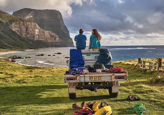 Gear List - Discovering Lord Howe Island