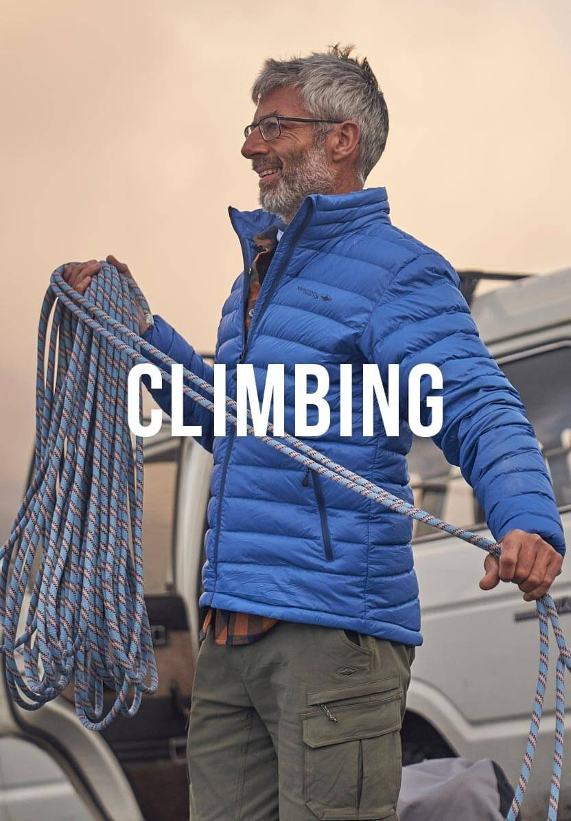 Shop Our Climbing Range
