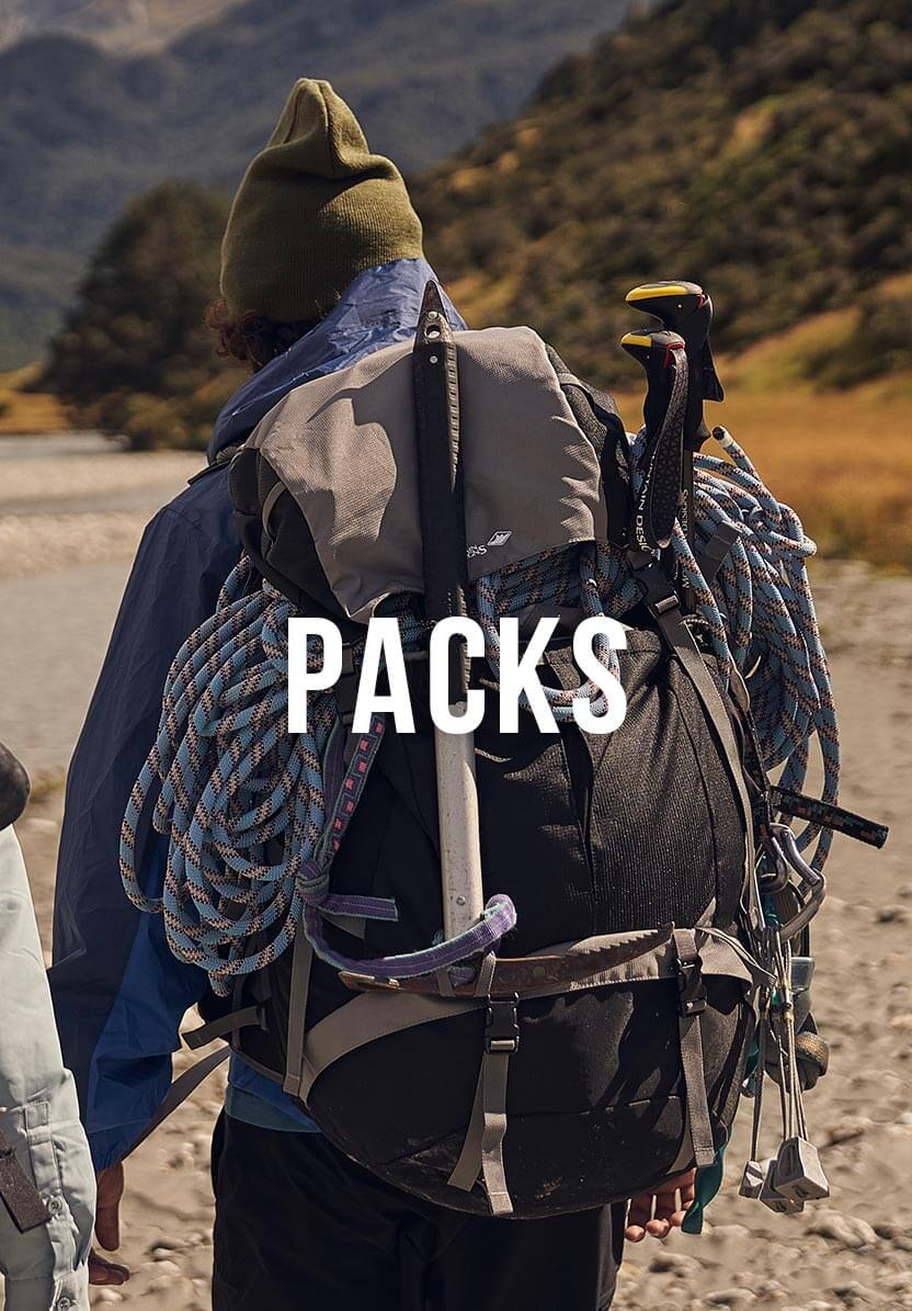 Shop Our Packs Range