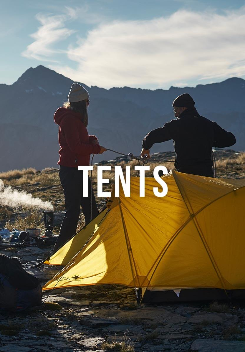 Shop Our Tents Range