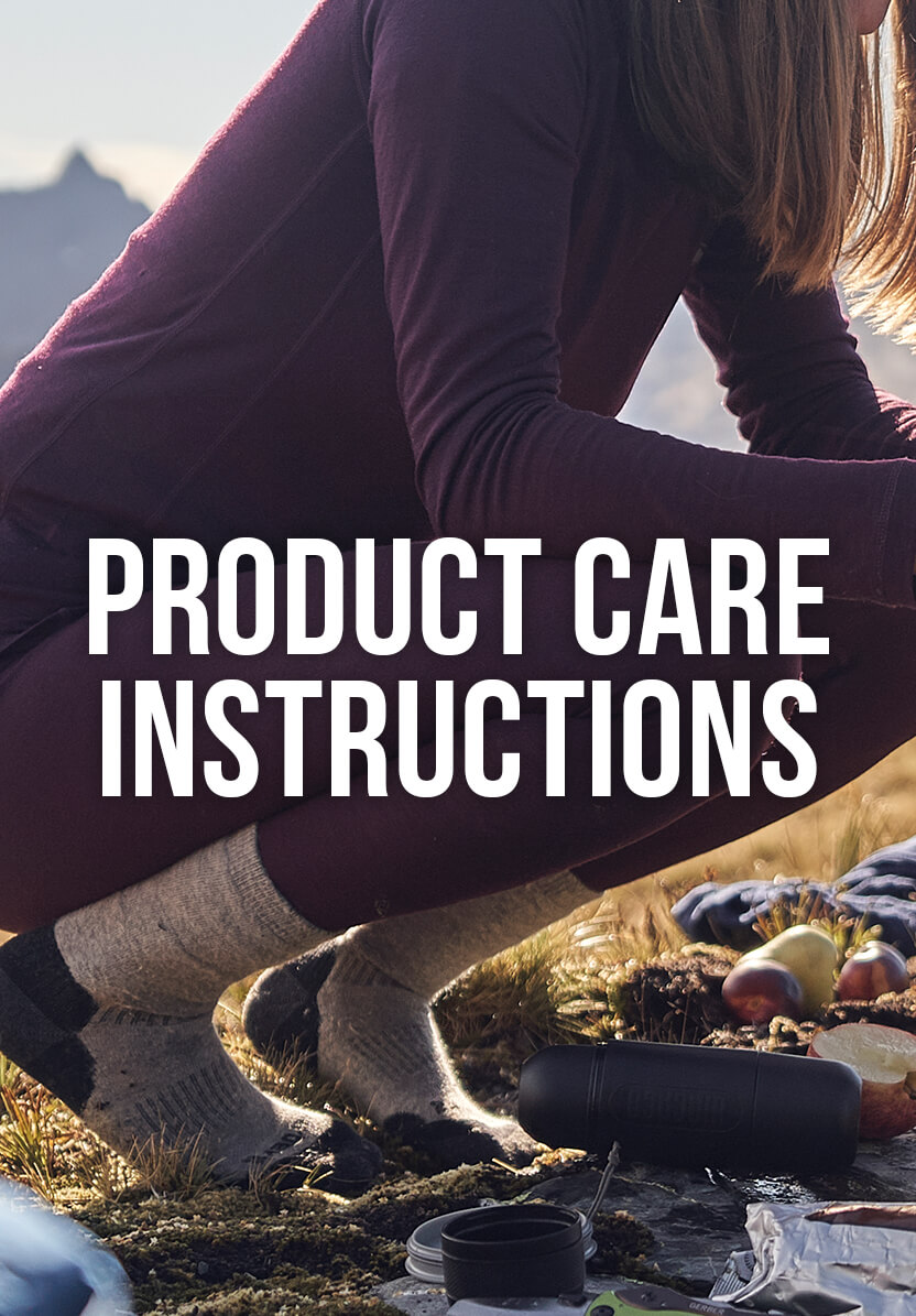 Boots & Footwear Product Care Instructions