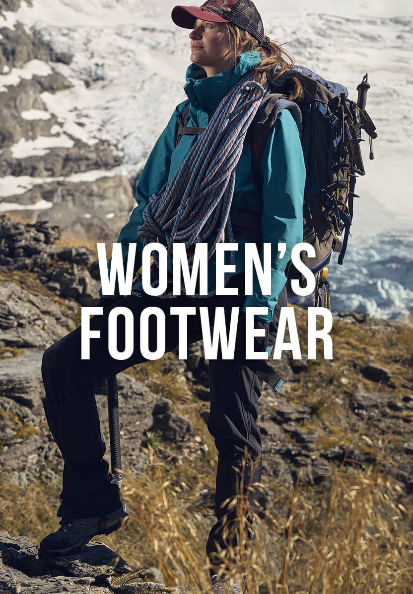 Shop Our Women's Footwear Range