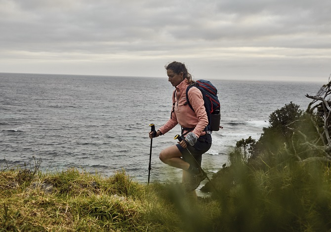 How To - Hike Comfortably In Wet Weather