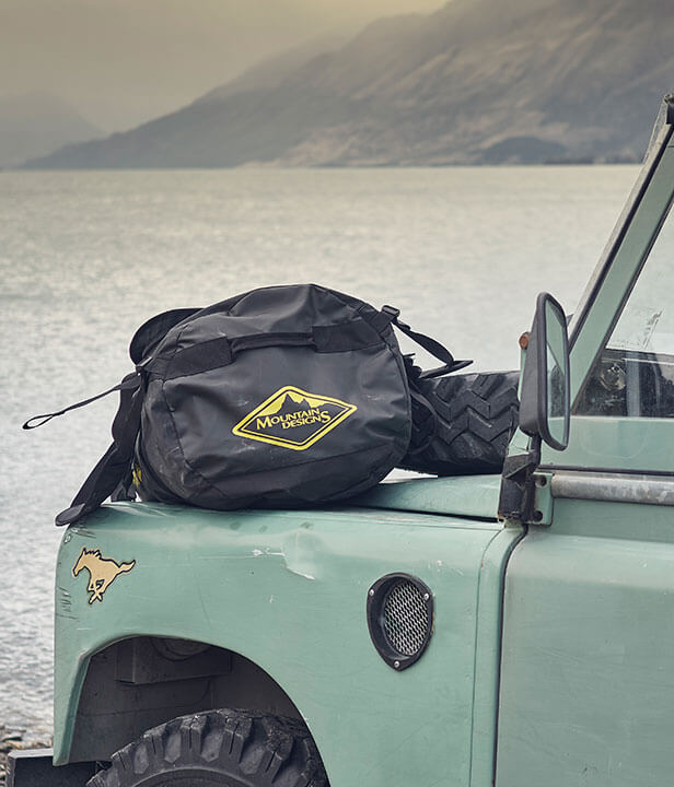 Expedition Duffle 120L