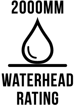 Waterhead Rating 2,000mm