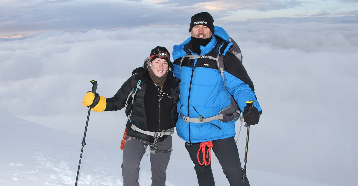 Mt Elbrus Summit Diary 2019