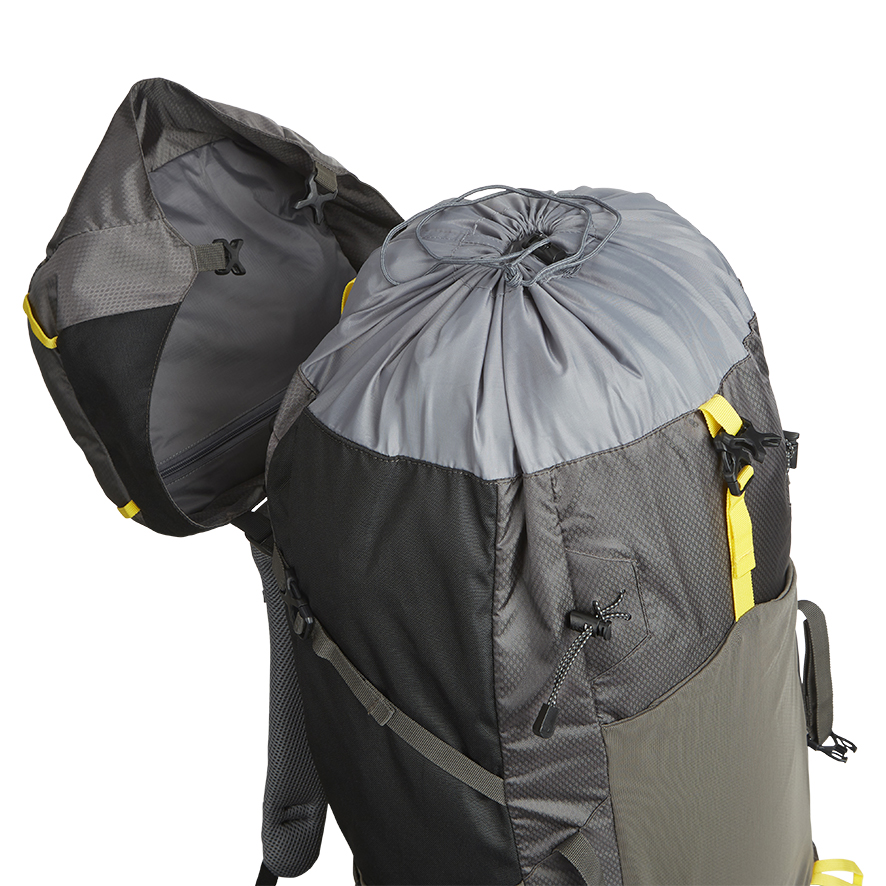 The Pioneer Hiking Pack Has A Spacious Internal Compartment