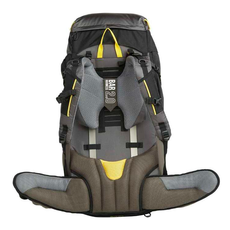 The Pioneer & Explorer Packs Have The Bar Harness 2.0 System