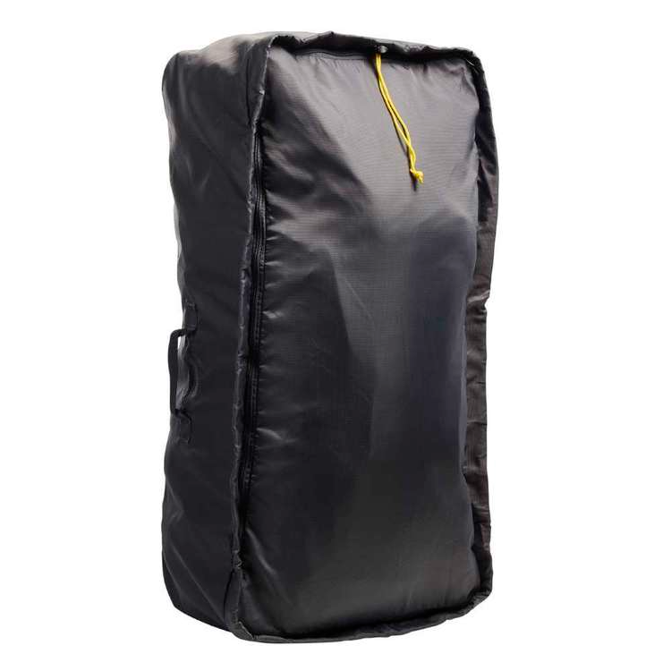 The Rain Cover Or Travel Tote Of The Hybrid Explorer Pack