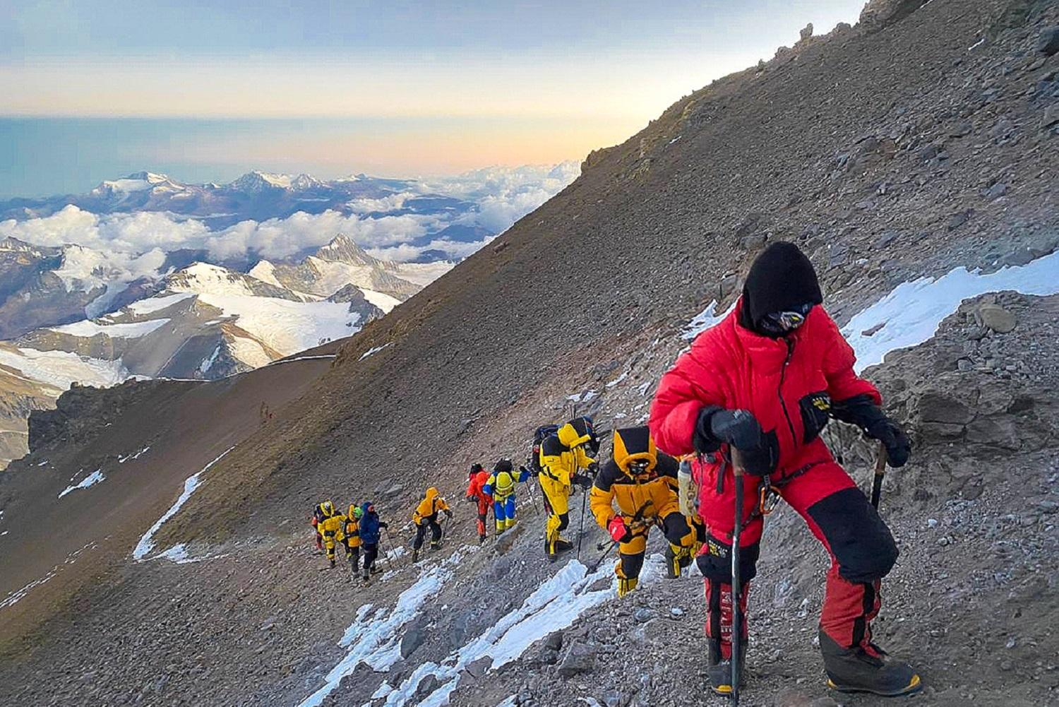 Standing Atop The Andes: A Successful Summit of Aconcagua