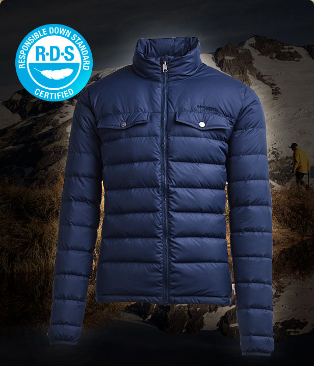 Men's Navigator 600 Down Jacket