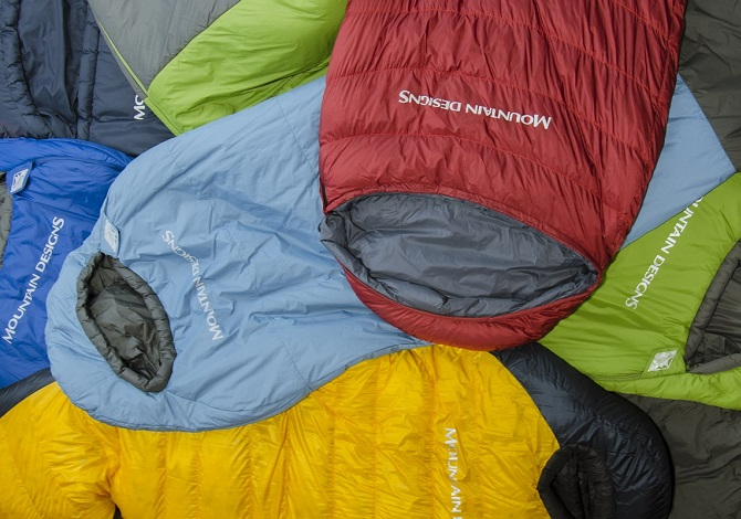 This Bag Over That Bag - The Difference Between Our Sleeping Bags