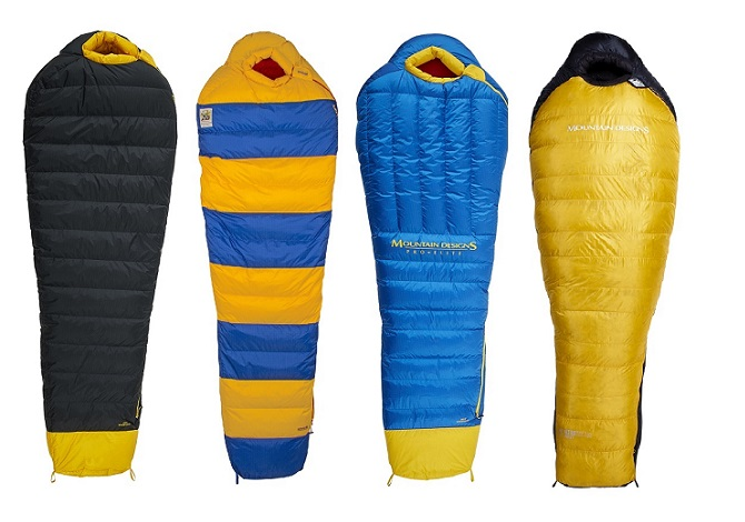 The Evolution Of The MD Sleeping Bag